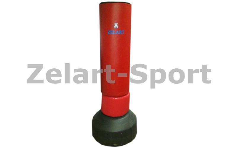 Мешок боксерский напольный водоналивной (верх-резина, р-р 148см 37см ... 8bb8edd02a0