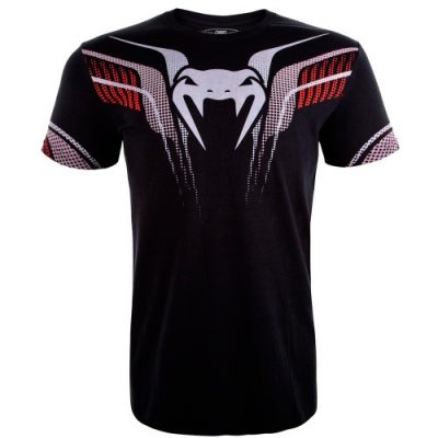 Футболка Venum Elite 2.0 T-shirt Black ( V-02832-001)(Фото 1)