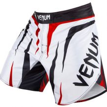 Заказать Venum Sharp Fightshorts - Ice/Black/Red (V-Sharp-BIR)
