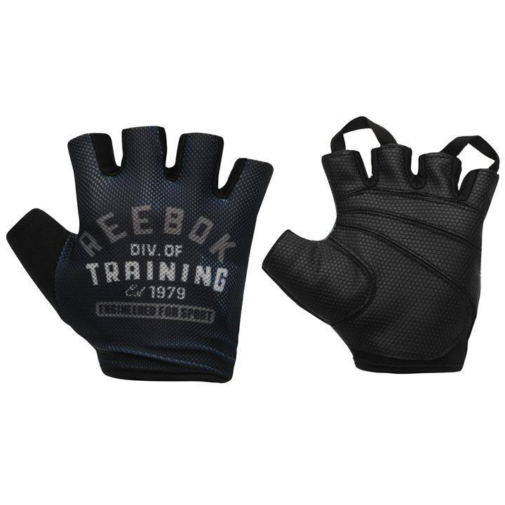 0ef3d7239e00b Перчатки тренировочные Reebok Division Training Gloves Mens  (761091-03)(Фото 1)