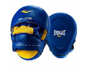 Заказать Лапы EVERLAST Elite Leather Punch Mitts (92835882)