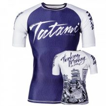 Заказать Рашгард TATAMI Thinker Monkey S/S Rash Guard (56564)