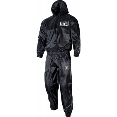 Сгонка веса Title Sauna Suit With Hood (TSS)(Фото 1)