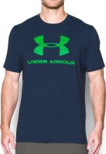 Заказать Футболка Under Armour Sportstyle Logo T-Shirt (1257615 590632-58)