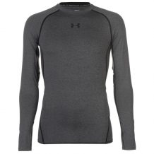Заказать Футболка Under Armour HeatGear Core Long Sleeve Baselayer Mens (Carbon) (427500-26)