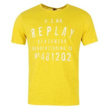 Заказать Футболка Replay Beachwear T Shirt Mens (559858-93)