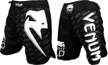 Заказать Venum Light 2.0 Fightshorts - Black (EU-VENUM-0630)