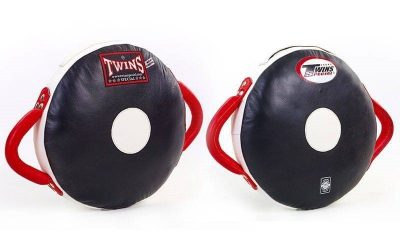 Макивара круглая Twins (Leather Heavy Punching Pad)(Фото 1)