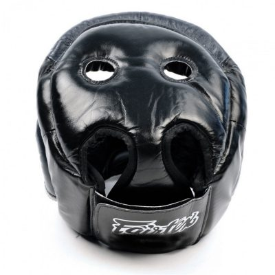 Шлем Fairtex FULL PROTECTION HG13(Фото 3)