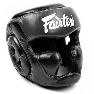 Шлем Fairtex FULL PROTECTION HG13(Фото 1)