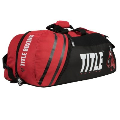Сумка TITLE World Champion Sport Bag/Back Pack 2.0(Фото 1)