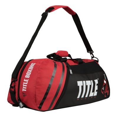 Сумка TITLE World Champion Sport Bag/Back Pack 2.0(Фото 4)