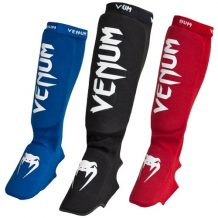 Заказать Защита голени и голеностопа Venum Kontact shinguards - Cotton (EU-VENUM-0480)