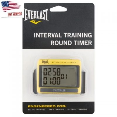 Таймер Everlast Interval Timer and Stop Watch Training Round(Фото 1)
