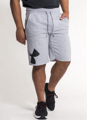 Шорты Under Armour Men's Rival Exploded Graphic Short(Фото 3)