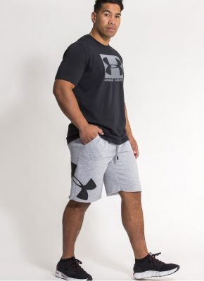Шорты Under Armour Men's Rival Exploded Graphic Short(Фото 7)