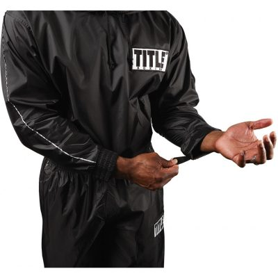 Сгонка веса Title Sauna Suit With Hood (TSS)(Фото 4)
