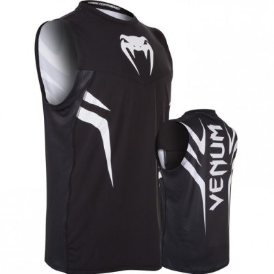 Майка Venum Tempest Dry Tech Tank Top Black (V-024)(Фото 1)