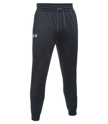 Штаны мужские Under Armour Training Fleece Joggers In Black(Фото 1)