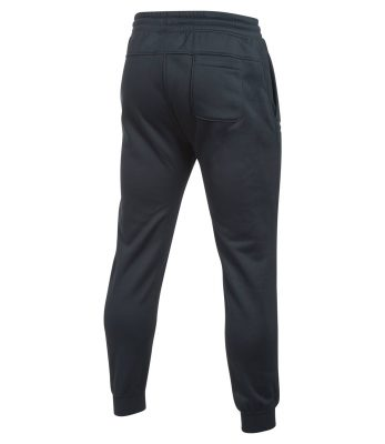 Штаны мужские Under Armour Training Fleece Joggers In Black(Фото 2)