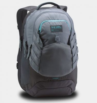 Рюкзак Under Armour Hudson Backpack Rhino/Gray(Фото 1)