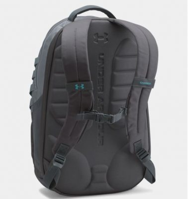Рюкзак Under Armour Hudson Backpack Rhino/Gray(Фото 2)