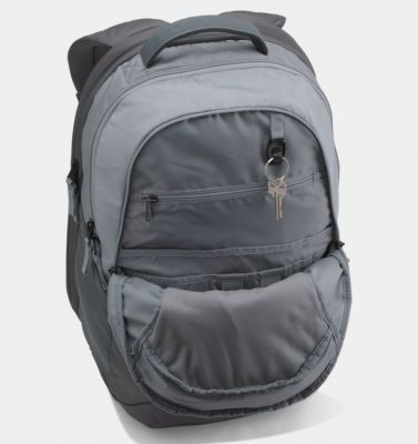 Рюкзак Under Armour Hudson Backpack Rhino/Gray(Фото 4)