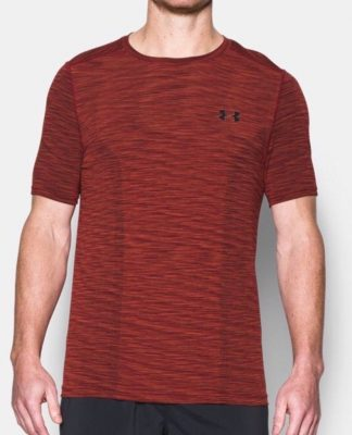 Футболка Under Armour Men's Threadborne Seamless T-Shirt(Фото 1)