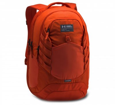 Рюкзак Under Armour Hudson Backpack Orange/Red(Фото 1)