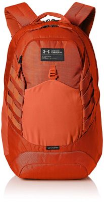 Рюкзак Under Armour Hudson Backpack Orange/Red(Фото 2)