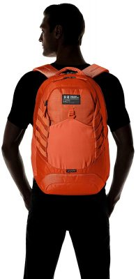 Рюкзак Under Armour Hudson Backpack Orange/Red(Фото 5)