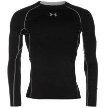 Заказать Футболка Under Armour HeatGear Core Long Sleeve Baselayer Mens