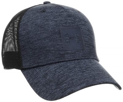 Кепка Under Armour Trucker 2.0 Cap Black/Stealth Gray(Фото 1)