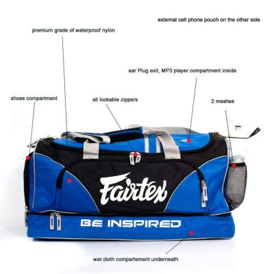 Сумка Fairtex (BAG-2)(Фото 4)