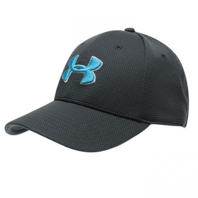 Кепка Under Armour Blitzing Cap Mens Серая(Фото 1)