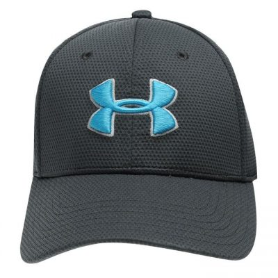 Кепка Under Armour Blitzing Cap Mens Серая(Фото 2)