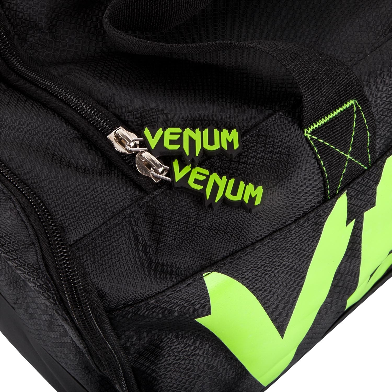 f7430696cf2f Сумка Venum Sparring Sport Bag Black/Yellow купить в интернет ...