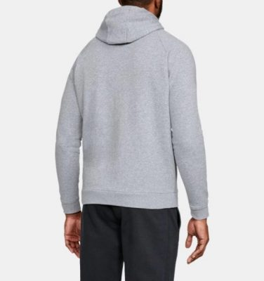 Толстовка Under Armour Rival Fleece Full-Zip Men's Hoodie(Фото 2)
