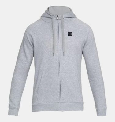 Толстовка Under Armour Rival Fleece Full-Zip Men's Hoodie(Фото 4)