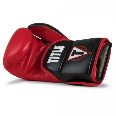 Лапы-перчатки TITLE Tactical Catch-N-Return Trainer's Mitts(Фото 3)