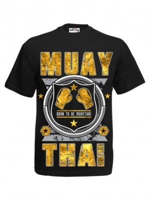 Футболка Muay Thai MT8034(Фото 1)