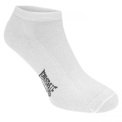 Носки Lonsdale Trainer Socks Mens(Фото 1)