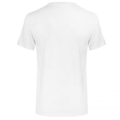 Футболка Everlast Laurel T Shirt Mens (Белый)(Фото 5)