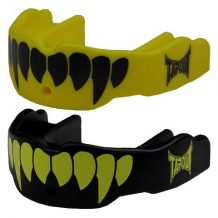 Заказать Капа Tapout Fang Mouthguard - Yellow
