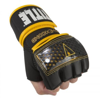 Гелевые Бинты TITLE Hexicomb Tech Glove Wraps(Фото 1)