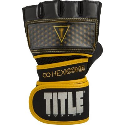 Гелевые Бинты TITLE Hexicomb Tech Glove Wraps(Фото 2)