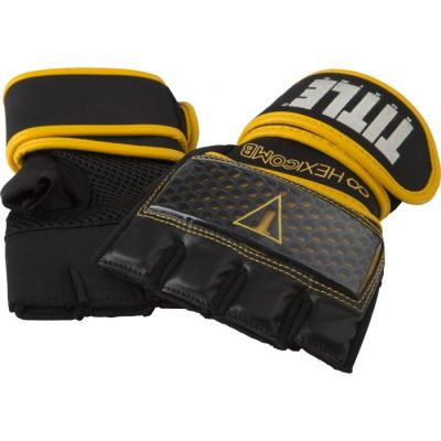 Гелевые Бинты TITLE Hexicomb Tech Glove Wraps(Фото 3)