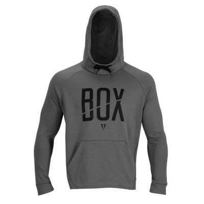 Худи TITLE Boxing French Fleece Box Hoody(Фото 1)