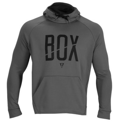Худи TITLE Boxing French Fleece Box Hoody(Фото 4)