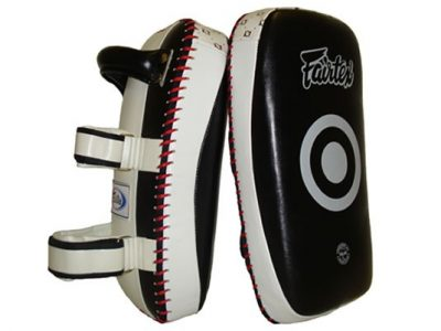 Пэды Fairtex «STANDART CURVED» (KPLC2)(Фото 1)